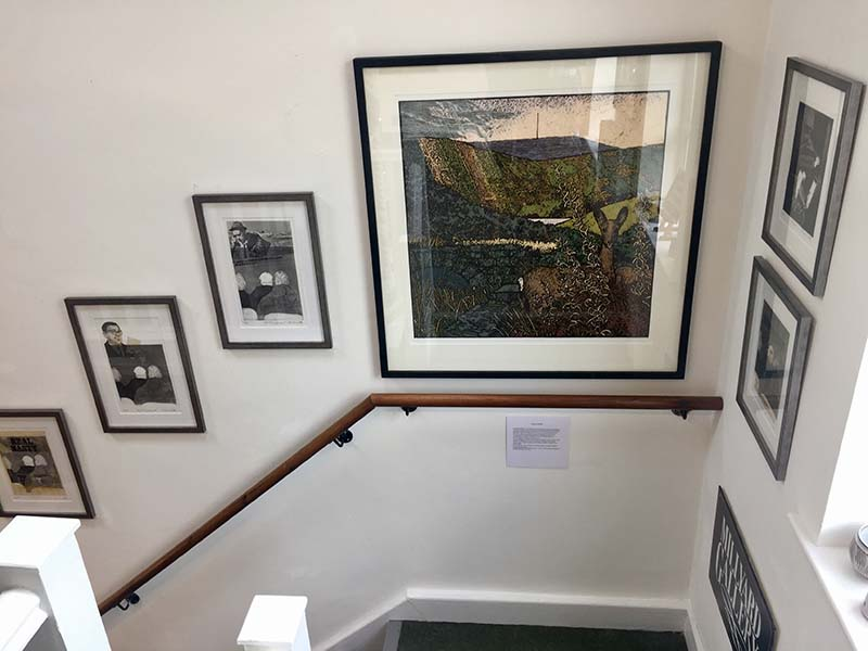 Four Majeure Exhibition, Millyard Gallery, Uppermill